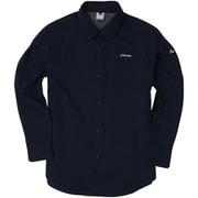 Trient Shirt PH912LS15 NV Sサイズ [アウトドア シャツ メンズ]