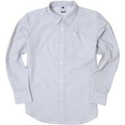 Trient Shirt PH912LS15 SI Lサイズ [アウトドア シャツ メンズ]