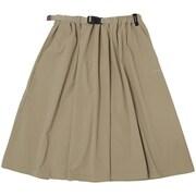Flutter Flare Skirt PH922SK74 BE Mサイズ [アウトドア スカート レディース]