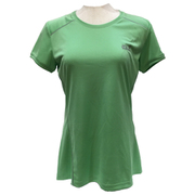ロックチルTシャツW W1805411 4154スプリンググリー Sサイズ [アウトドア カットソー レディース]