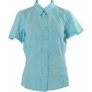 キャニオンS/Sシャツ OR5860 405 Coastal Blue Sサイズ [アウトドア シャツ レディース]