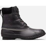 シャイアンⅡ NM2575 010 Black, Black US9(27cm) [防寒ブーツ メンズ]