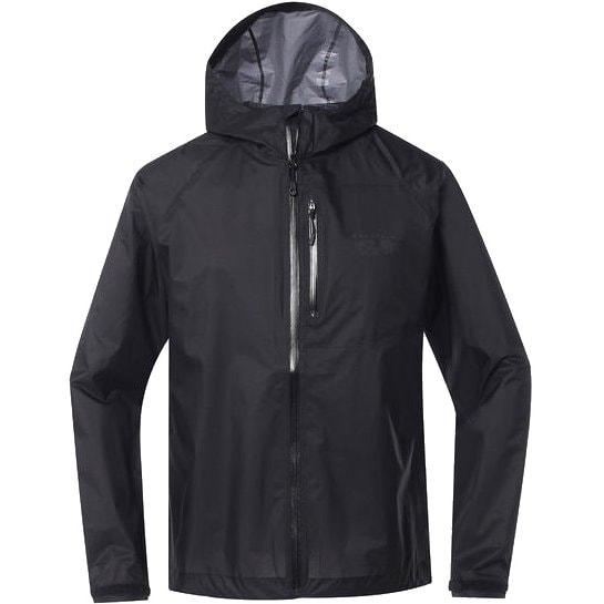 リロイジャケット OE8199 090 BLACK XLサイズ [ランニングジャケット メンズ]