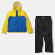 シンプソンサンクチュアリレインスーツ PM0124 (752)Yellow Glo Mサイズ [アウトドア レインウェア メンズ]