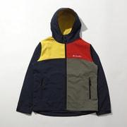 ボーズマンロックジャケット PM3734 426 COLUMBIA NAVY Mサイズ [アウトドア ジャケット メンズ]