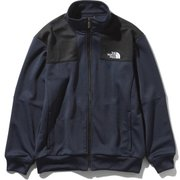 ジャージジャケット Jersey Jacket NT61950 (UN)アーバンネイビー Lサイズ [アウトドア ジャケット メンズ]