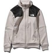 ジャージジャケット Jersey Jacket NTW61950 (DO)ダブグレー Mサイズ [アウトドア ジャケット レディース]