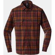 ボイジャーワンシャツ Voyager One Shirt OE7999 233 Golden Brown Mサイズ [アウトドア シャツ メンズ]