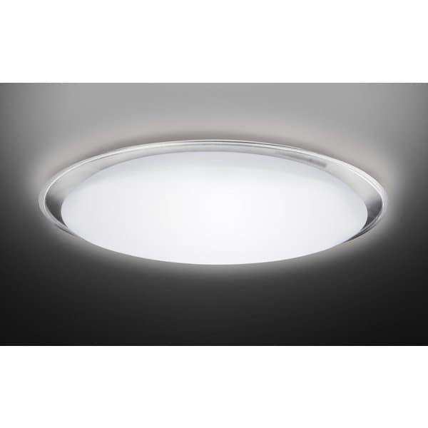 NLEH08011A-LC [LEDシーリング ワイド調色 8畳用 枠付き]