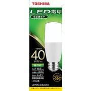 LDT4N-G/S/40V1 [一般電球形LED電球 40W形相当 配光角300° E26口金 昼白色]