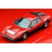 TLV-N 1/64 フェラーリ 365 GT4 BB 赤/黒 [ダイキャストミニカー]