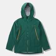マウンテンズアーコーリングウィメンズジャケット PL3094 (363)Pine Green Sサイズ [アウトドア レインウェア レディース]