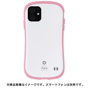 iFace FC Pastel PK [iPhone 11 専用 iFace First Class Pastelケース(ホワイト/ピンク)]