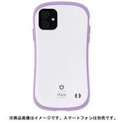 iFace FC Pastel PU [iPhone 11 専用 iFace First Class Pastelケース(ホワイト/パープル)]