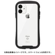 iFace Reflection BK [iPhone 11 専用 iFace Reflection強化ガラスクリアケース(ブラック)]
