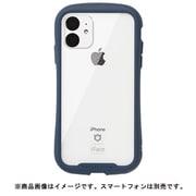 iFace Reflection NV [iPhone 11 専用 iFace Reflection強化ガラスクリアケース(ネイビー)]