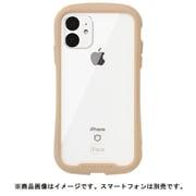 iFace Reflection BG [iPhone 11 専用 iFace Reflection強化ガラスクリアケース(ベージュ)]