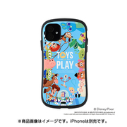 iFace FC ディズニー トイ/総柄 [iPhone 11 専用 ディズニー/ピクサーキャラクターiFace First Classケース(トイ・ストーリー/総柄)]