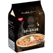 日清ご褒美ラ王 黒酢の酸辣湯麺 2食パック(104g×2袋)