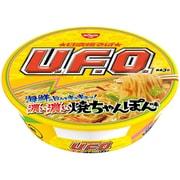 【限定】 日清焼そばU.F.O.濃い濃い焼ちゃんぽん味 115g