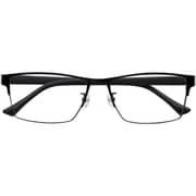 PG-111L-BK [老眼鏡 PINTGLASSES(ピントグラス)軽度レンズ +1.75~0.0 ブラック]