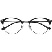 PG-112L-MBK [老眼鏡 PINTGLASSES(ピントグラス)軽度レンズ +1.75~0.0 マッドブラック]