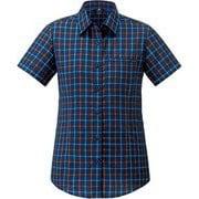 WIC.ライト SP S/Sシャツ WS XL DKNV [アウトドア シャツ]