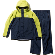 ヘリーレインスーツ Helly Rain Suit HOE11900 (YG)イエローグリーン WMサイズ [アウトドア レインウェア レディース]