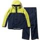 ヘリーレインスーツ Helly Rain Suit HOE11900 (YG)イエローグリーン WLサイズ [アウトドア レインウェア レディース]