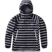 Scandza Helly Rain Suit HOE11700 (N1)ボーダーネイビー WSサイズ [アウトドア レインウェア レディース]