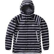Scandza Helly Rain Suit HOE11700 (N1)ボーダーネイビー WLサイズ [アウトドア レインウェア レディース]