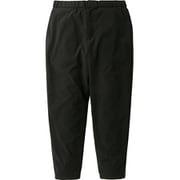 ストレッチサーモパンツ ST PANTS HOE21861 (K)ブラック XLサイズ [アウトドア パンツ メンズ]