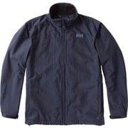 ロンライニング ジャケット RONG LINING JACKET HH11864 (HB)ヘリーブルー XLサイズ [アウトドア ジャケット メンズ]