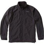 ロンライニング ジャケット RONG LINING JACKET HH11864 (K)ブラック Mサイズ [アウトドア ジャケット メンズ]
