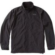 ロンライニング ジャケット RONG LINING JACKET HH11864 (K)ブラック Lサイズ [アウトドア ジャケット メンズ]