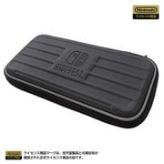 NS2-014 [タフポーチ for Nintendo Switch Lite ブラック×グレー]