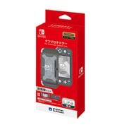 NS2-056 [タフプロテクター for Nintendo Switch Lite クリア×グレー]