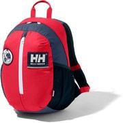 スカルスティンパック15 K Skarstind Pack 15 HYJ91701 (R)レッド [キッズ用バッグ]
