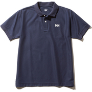 S/S HH Logo Polo M HB [アウトドア 半袖Tシャツ]