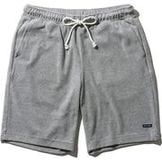 Molen Pile Shorts HE71925 (Z)ミックスグレー WLサイズ [アウトドア パンツ レディース]