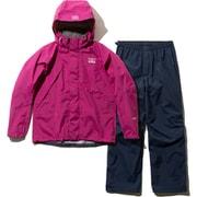 ヘリーレインスーツ Helly Rain Suit HOE11900 (P)パープル WMサイズ [アウトドア レインウェア レディース]