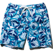 Flower Print Water Shorts M SK [フィットネス・競泳水着メンズ]