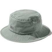 LOGO SAIL HAT HC91904 (SA)セージ Sサイズ [アウトドア 帽子]