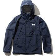 スカンザライトジャケット Scandza Light Jacket HOE11903 (HB)ヘリーブルー XLサイズ [アウトドア ジャケット メンズ]