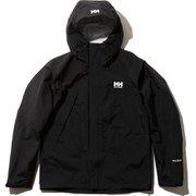 スカンザライトジャケット Scandza Light Jacket HOE11903 (KO)ブラックオーシャン Lサイズ [アウトドア ジャケット メンズ]