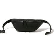 Grong Small Hip Bag HOY91935 (K)ブラック [アウトドア系小型バッグ]