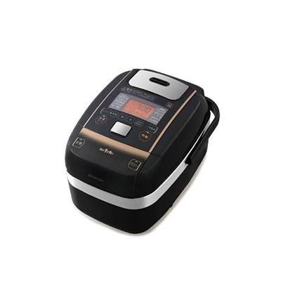 KRC-PC30-B [銘柄量り炊き 圧力IHジャー炊飯器 3合 分離なし ブラック]