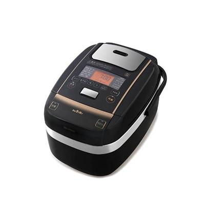 KRC-PC50-B [銘柄量り炊き 圧力IHジャー炊飯器 5.5合 分離なし ブラック]