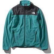 マウンテンバーサマイクロジャケット Mountain Versa Micro Jacket NL71904 (FF)ファンファーレグリーン Sサイズ [アウトドア フリース メンズ]