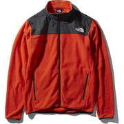 マウンテンバーサマイクロジャケット Mountain Versa Micro Jacket NL71904 (FR)ファイアリーレッド Mサイズ [アウトドア フリース メンズ]